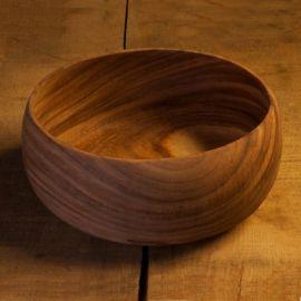 Holzschüssel - 25 cm