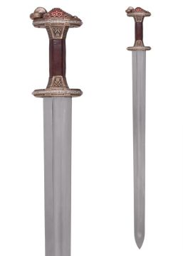 Vendelzeit-Schwert mit Scheide