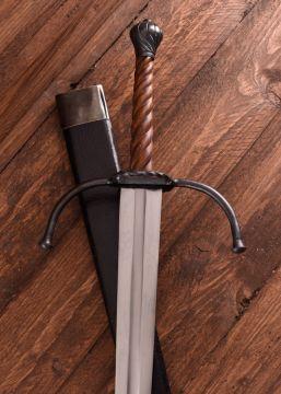 Spätmittelalterliches Zweihandschwert