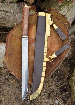 Wikinger-Saxmesser 48 cm