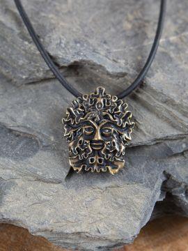Amulett Grüner Mann