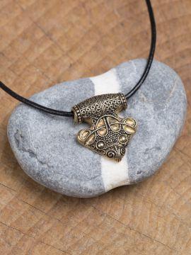 Raben-Thorshammer von Sigtuna bronze