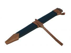 Schwertscheide für Larpschwerter schwarz|medium