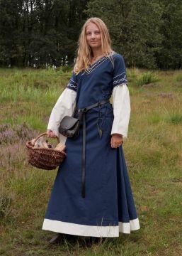 Kleid Agatha blau