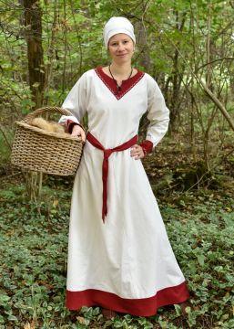 Kleid Freydis natur