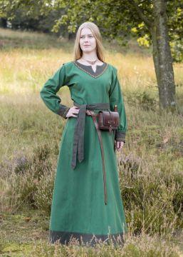 Kleid Freydis grün