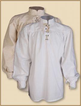 Mittelalterhemd Leinen