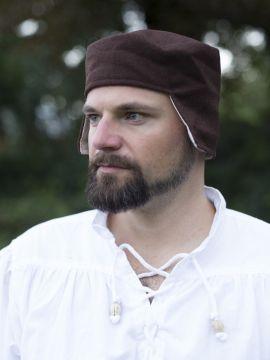 Mittelalterliche Kopfbedeckung Für Männer Kopfbedeckungen Im