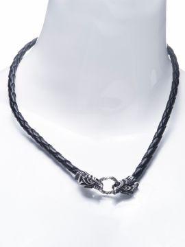 """Halskette """"Celtic Dogs"""" 47 cm"""