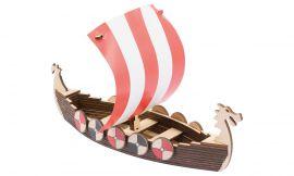 Wikingerschiff Bausatz