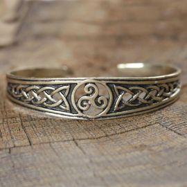 Keltischer Armreif - Bronze