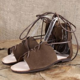 Sandalen (nach historischem Vorbild)