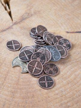 LARP-Münzen Barbar