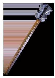 Streitkolben 80 cm