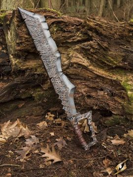 Ork Klinge für LARP 85 cm