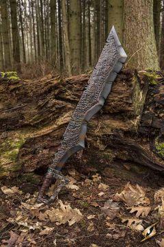 Ork Klinge für LARP 100 cm
