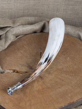 Rufhorn ca. 50 cm mit Mundstück