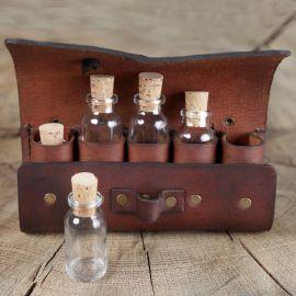 Tranktasche mit 5 Flaschen