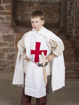 Tempelritter-Umhang für Kinder