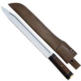 Verziertes Langmesser 43 cm