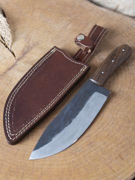 Messer mit breiter Klinge