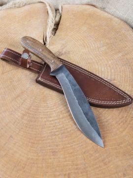 Jagdmesser mit gebogener Klinge