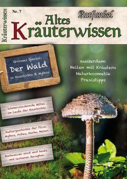 Karfunkel - Altes Kräuterwissen Nr. 7