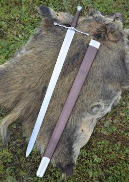 Bastardschwert - Anderthalbhänder mit Scheide
