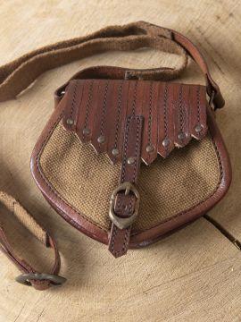 Tasche im Wikinger-Stil