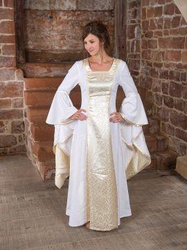 """mittelalterliches Hochzeitskleid """"Lauretta"""""""