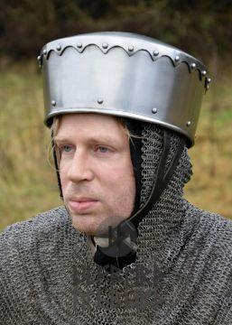 Kreuzfahrer Kalotten-Helm