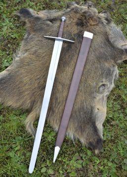 langes Schwert mit Scheide