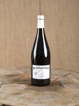 Brombeerwein, Normalflasche