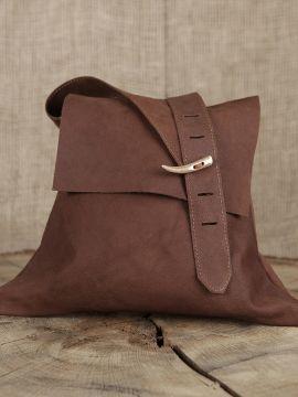 Pilgertasche - Handarbeit