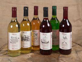 6 Flaschen Met - Probierset zum Sonderpreis