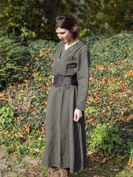 Kleid Lagertha grün