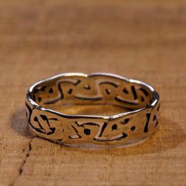 """Ring """"Keltischer Knoten"""""""