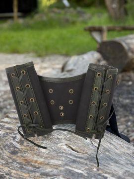 Doppel-Schwerthalter schwarz