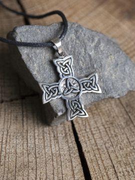 Keltischer Knoten Sterlingsilber