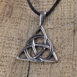 Silberanhänger keltischer Knoten