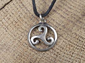 Anhänger Keltische Triskele