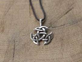 "Anhänger ""Keltischer Knoten"""