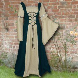 Kleid Elisabeth marine-sand