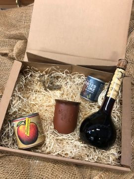 """Geschenkbox """"Adventszeit"""" groß"""