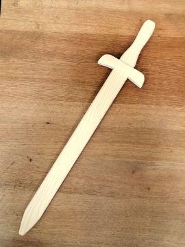 Großes Holzschwert