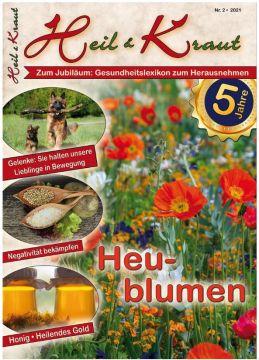 """""""Heil und Kraut"""" (Nr. 2 - Sommer 2021)"""