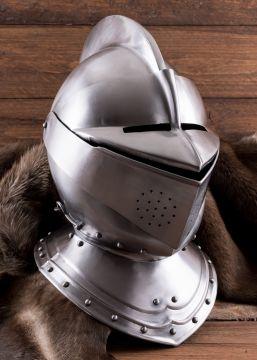 Englischer Geschlossener Helm