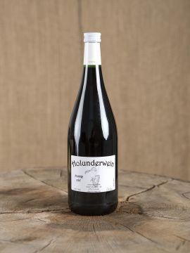 Holunderwein, Normalflasche