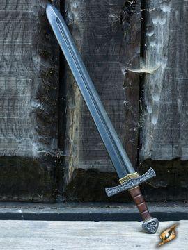 Kreuzritterschwert für LARP 70 cm