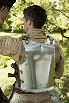 Rückenplatte Krieger